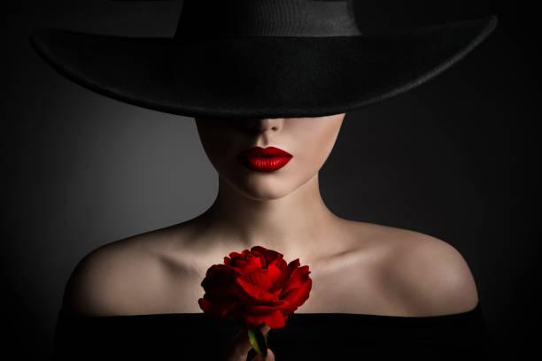 15 Best Fashion Portraits - Hats images | Fashion, Fashion ... |Hat Fashion Photography