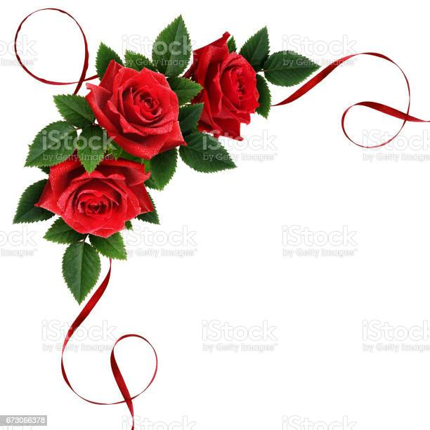 Red rose flowers and silk ribbon corner arrangement picture id673066378?b=1&k=6&m=673066378&s=612x612&h=8qe b 5ritr5ax3t0szg1vfz4lsswyyrluq0lnozdaw=