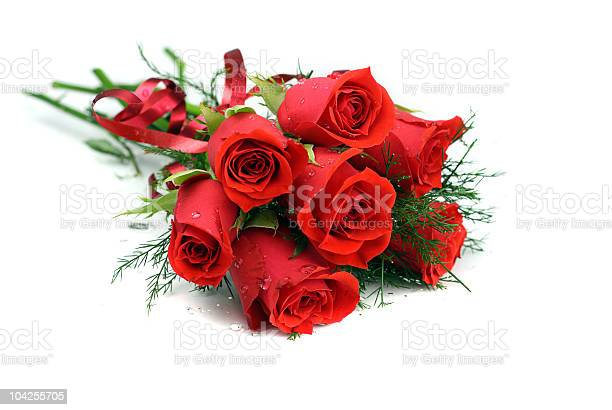 Red rose posy with water droplets isolated on white picture id104255705?b=1&k=6&m=104255705&s=612x612&h=i qmq4tepbzftsoijvozf7rawdixidns8sqyuxatvcy=