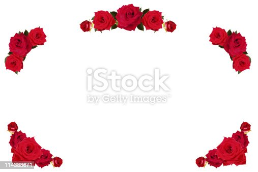 Red Roses Frame Border Xxxl Stock Photo Amp More Pictures Of
