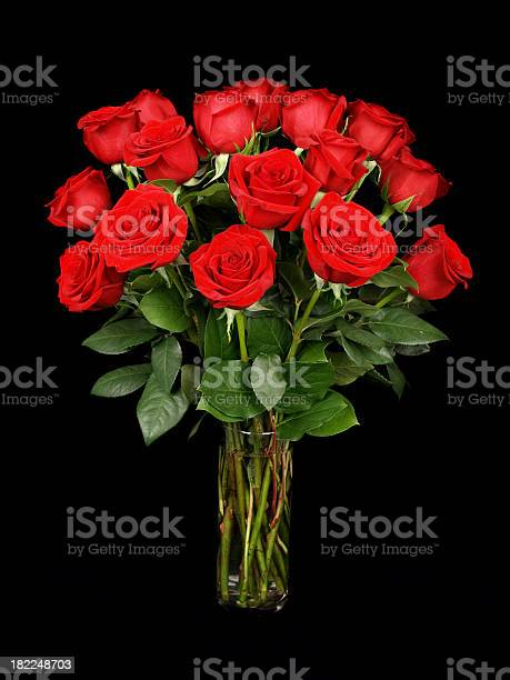 Red roses in a vase on black picture id182248703?b=1&k=6&m=182248703&s=612x612&h=akayzculykutgyd7t1vsojfko14ezdbmo4h9jqnwyt0=