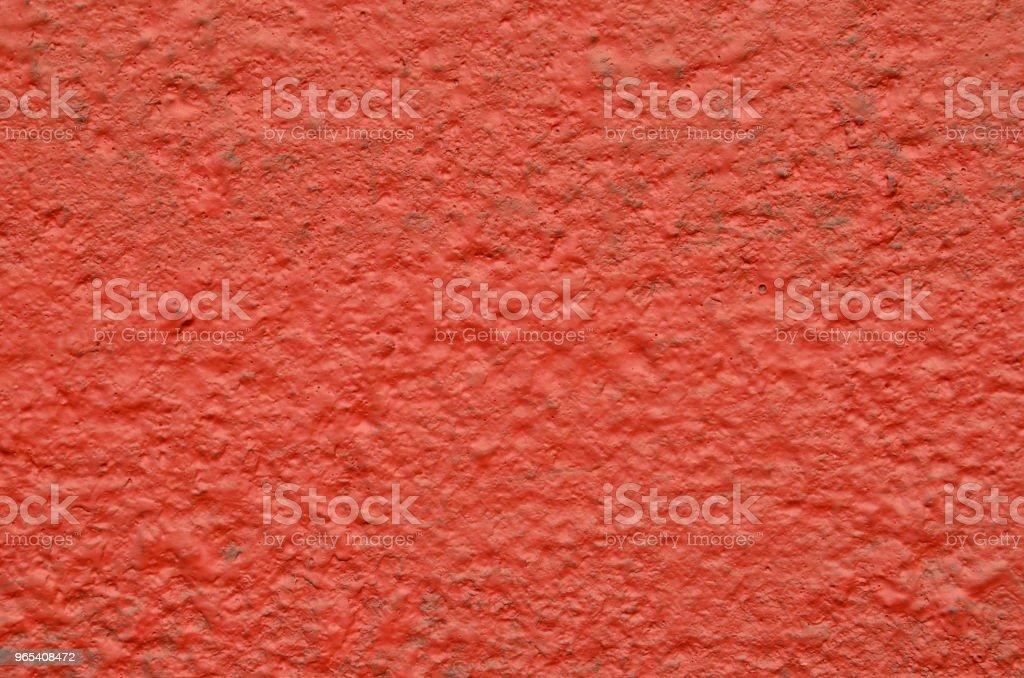 빨간 거친 금속 페인트 배경 - 로열티 프리 0명 스톡 사진