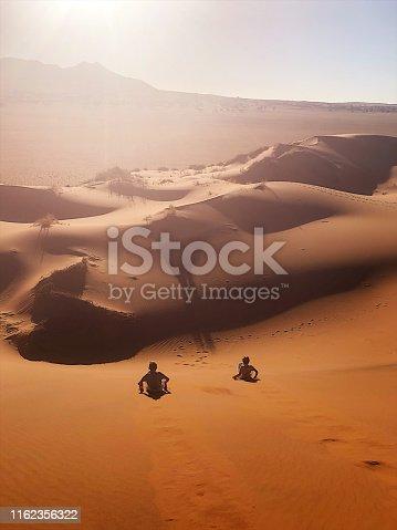 Red Sand dune fun NamibRand Namibia Africa
