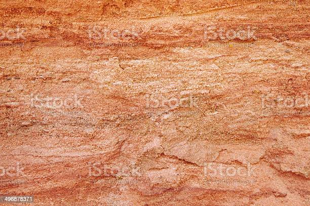Red Sand Stock Photo - Download Image Now