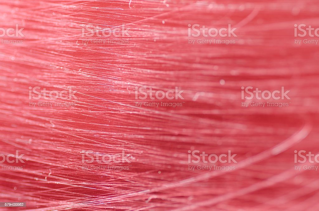 red scratched metallic background slective focus stock photo