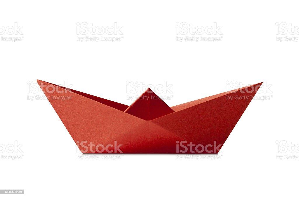 Red navio - foto de acervo