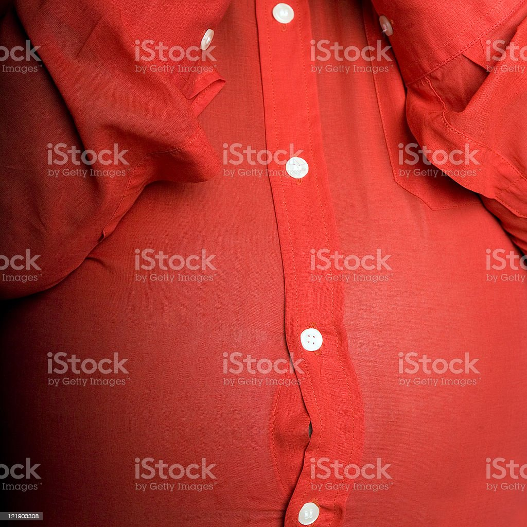 Red Shirt royalty-free stock photo