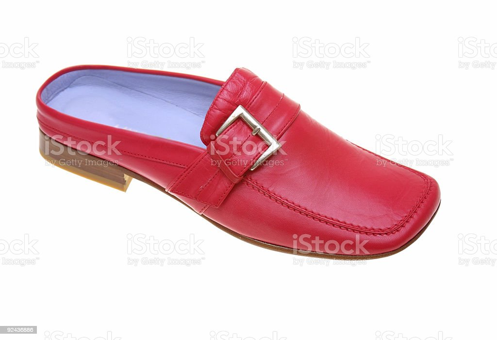 red shoe 1 royalty-free stock photo