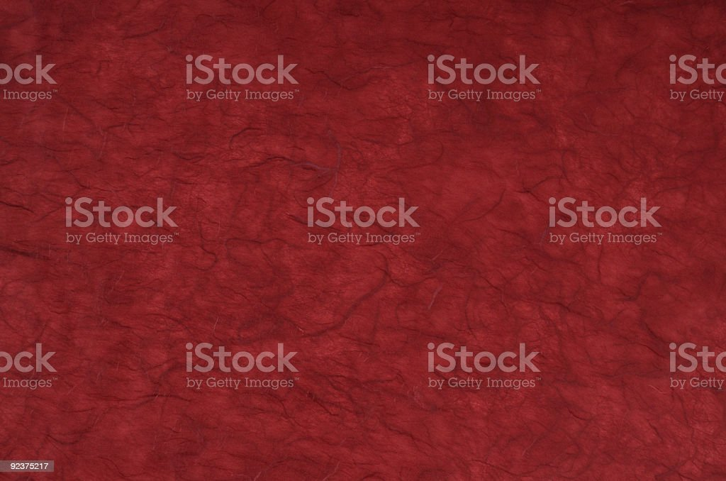 red silk paper royalty-free stock photo