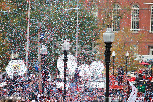 Red Sox 2018 World Series Champions Parade in Boston