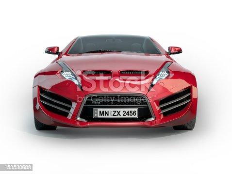 Non-branded concept car.
