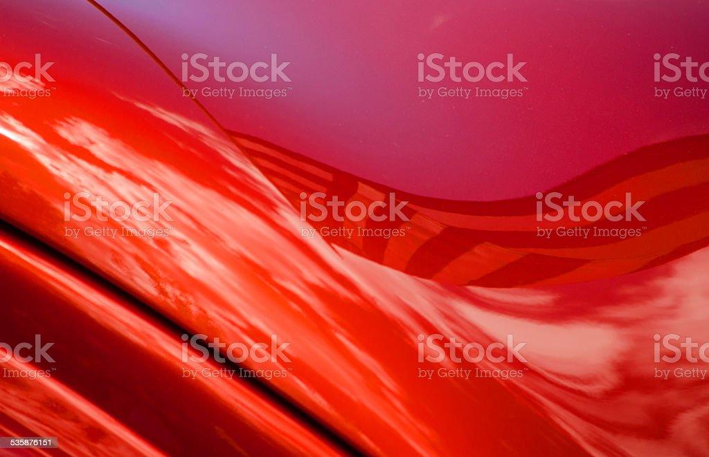 Gara astratto rosso - foto stock