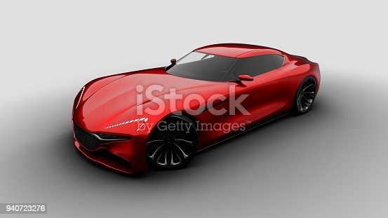 911192004 istock photo red sportscar studio shot 940723276