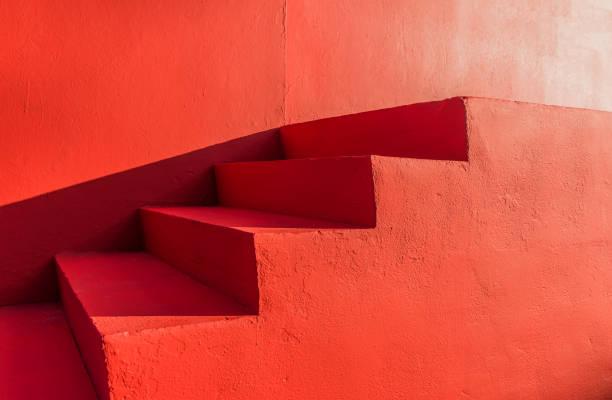 Roten Treppe – Foto