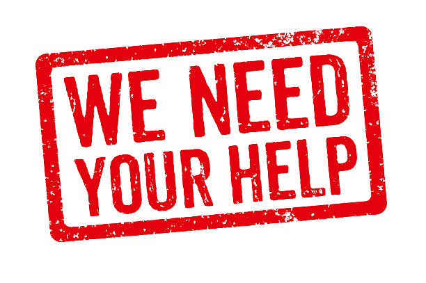 Red Stamp - We need your help Red Stamp - We need your help pleading stock pictures, royalty-free photos & images