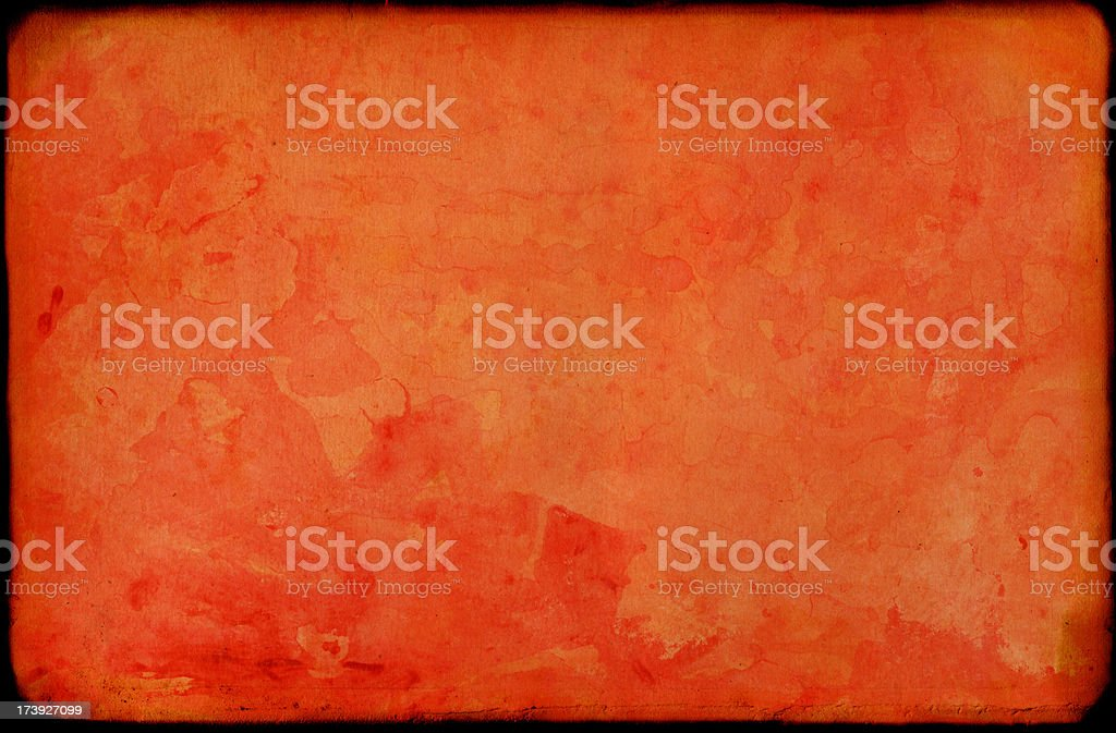 Red Station Card royalty-free stock photo
