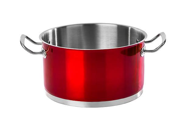 red steel pan - steelpan pan stockfoto's en -beelden