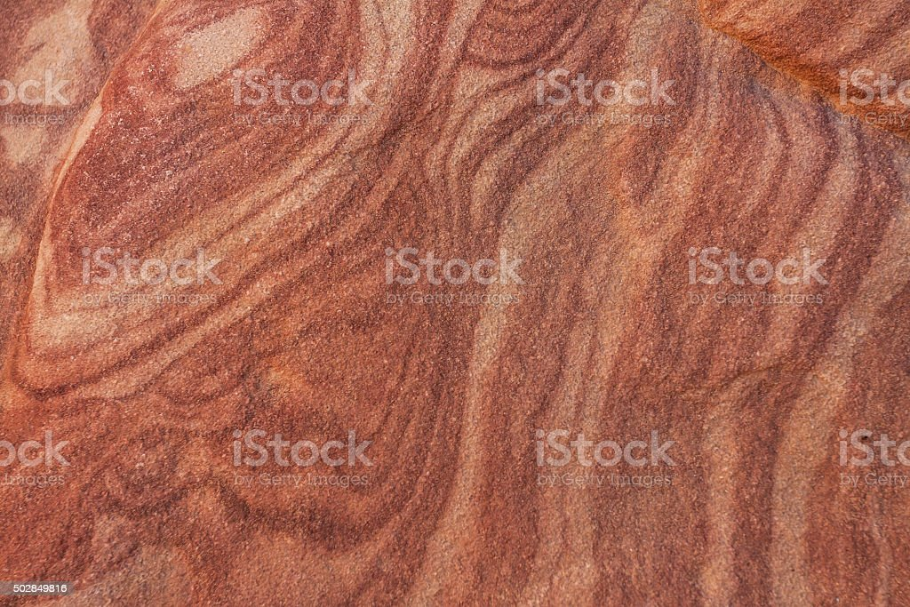 Red stone texture stock photo