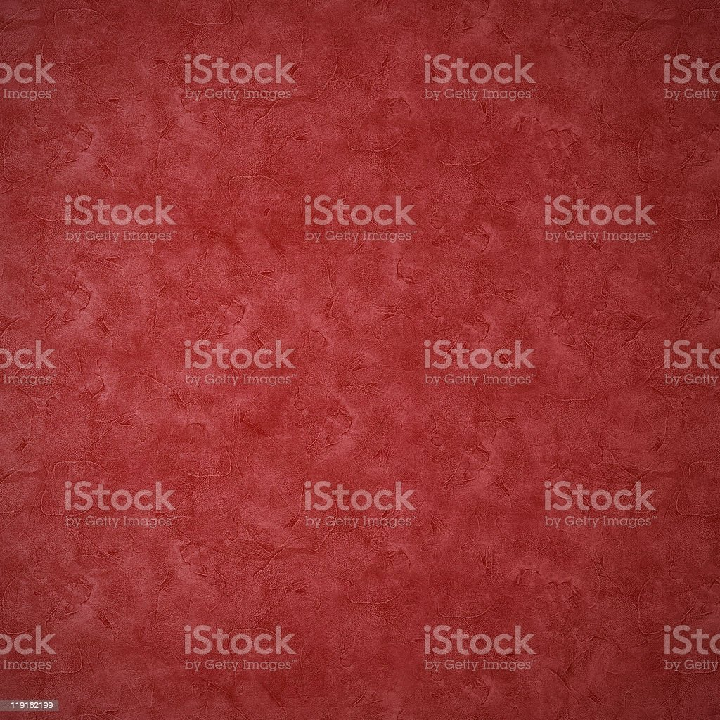 Red stucco background royalty-free stock photo