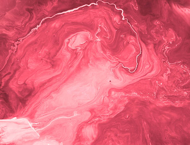 Red swirl background stok fotoğrafı