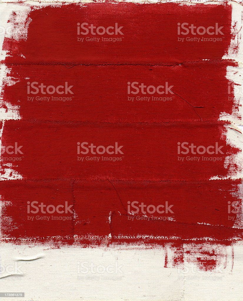 Red Tape Background royalty-free stock photo