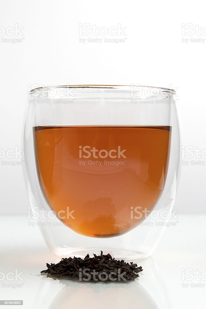 Red Tea royalty-free stock photo