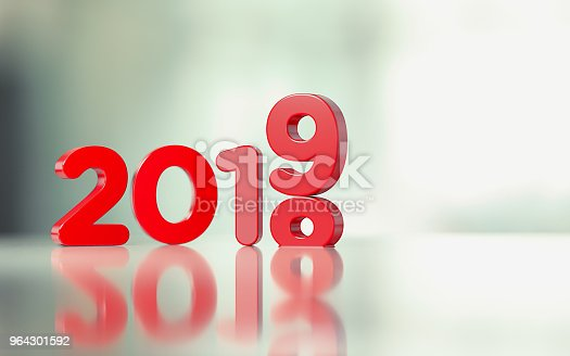 968874704istockphoto Red Text Changing From 2018 To 2019 964301592