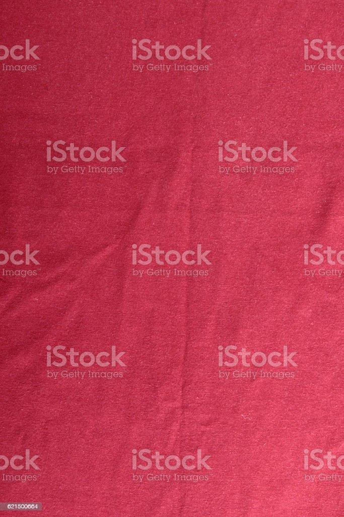 Fond tissu rouge  photo libre de droits