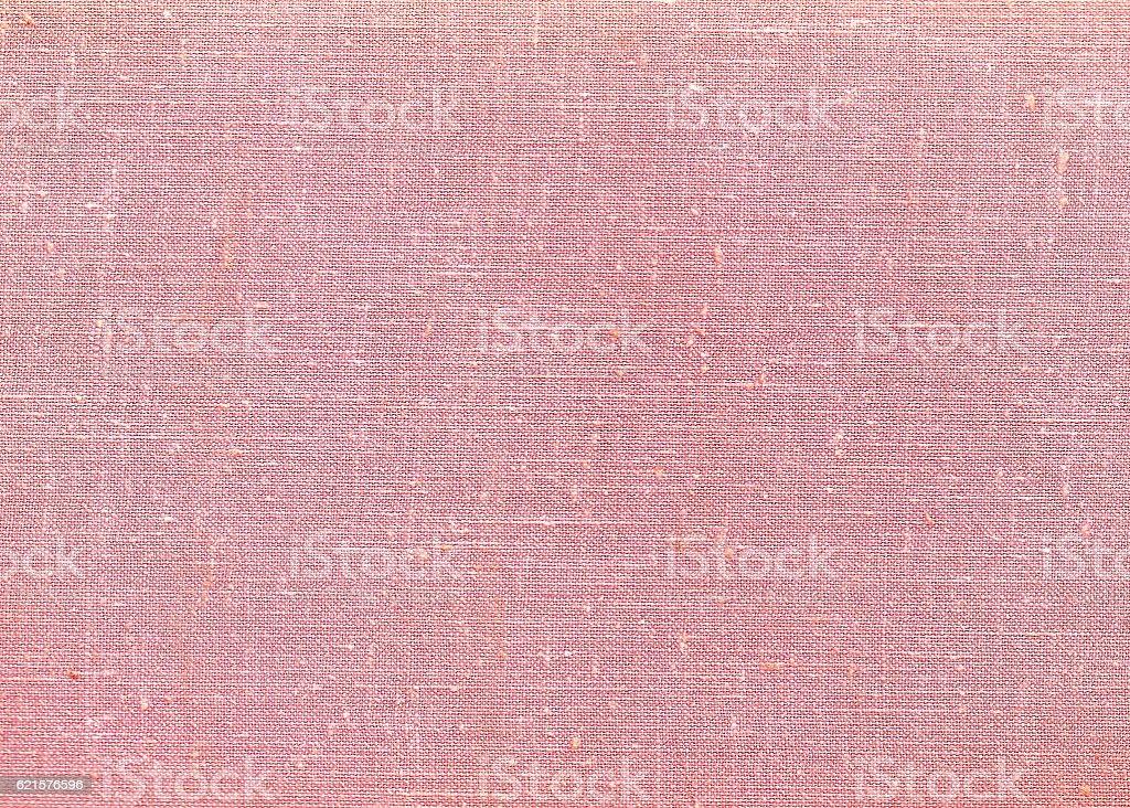 Red textile cotton pattern. photo libre de droits