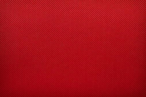 High resolution red  textile  texture.
