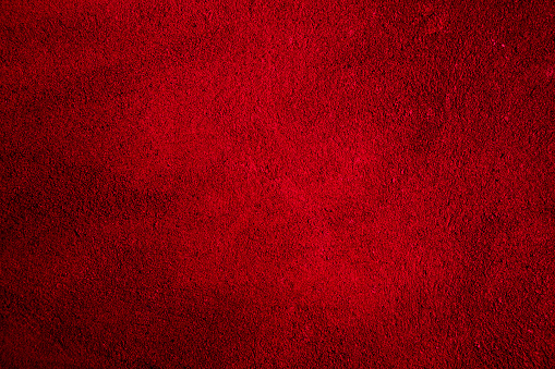 Red Textured Background With Bright Center Spotlight And Dark Vi Stock Photo Download Image