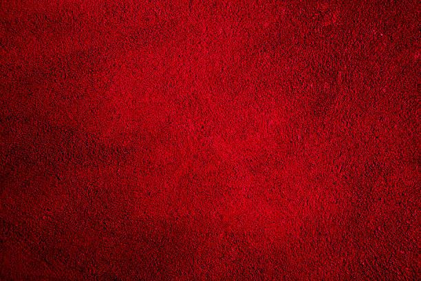 Fond texturé rouge avec spotlight et lumineux centre foncé vi - Photo