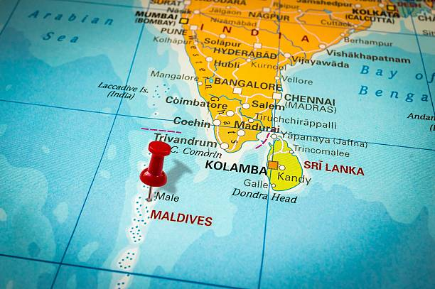 Image result for maldives map