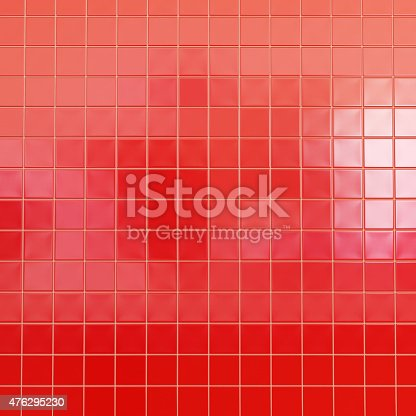 Red tiles shiny background wallpaper