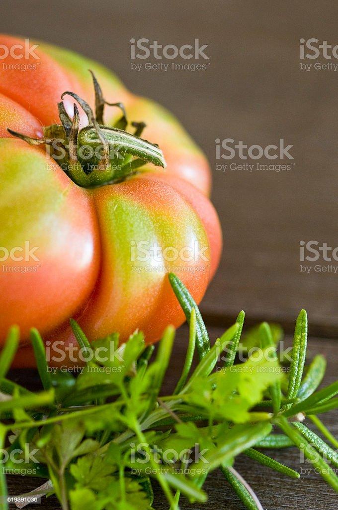Rote Tomaten  – Foto