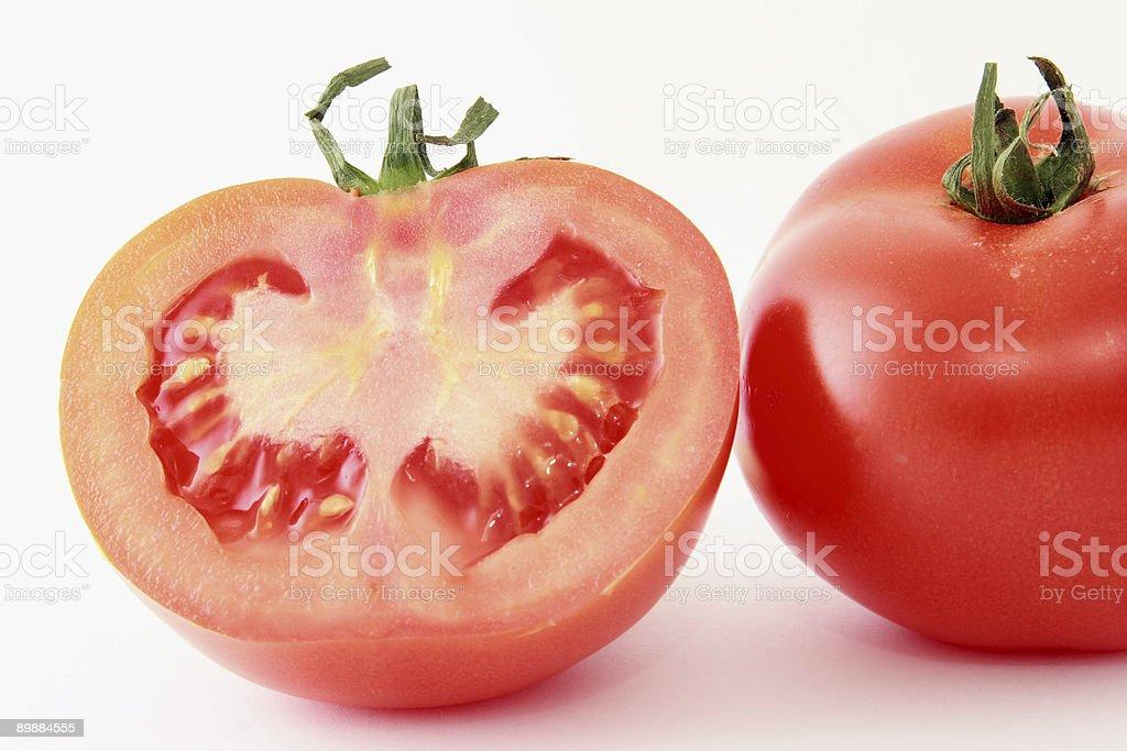 red tomato royalty-free stock photo