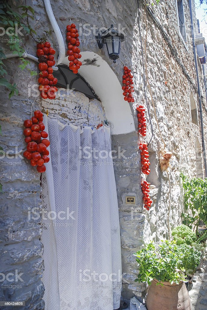 Red tomatoe royalty-free stock photo