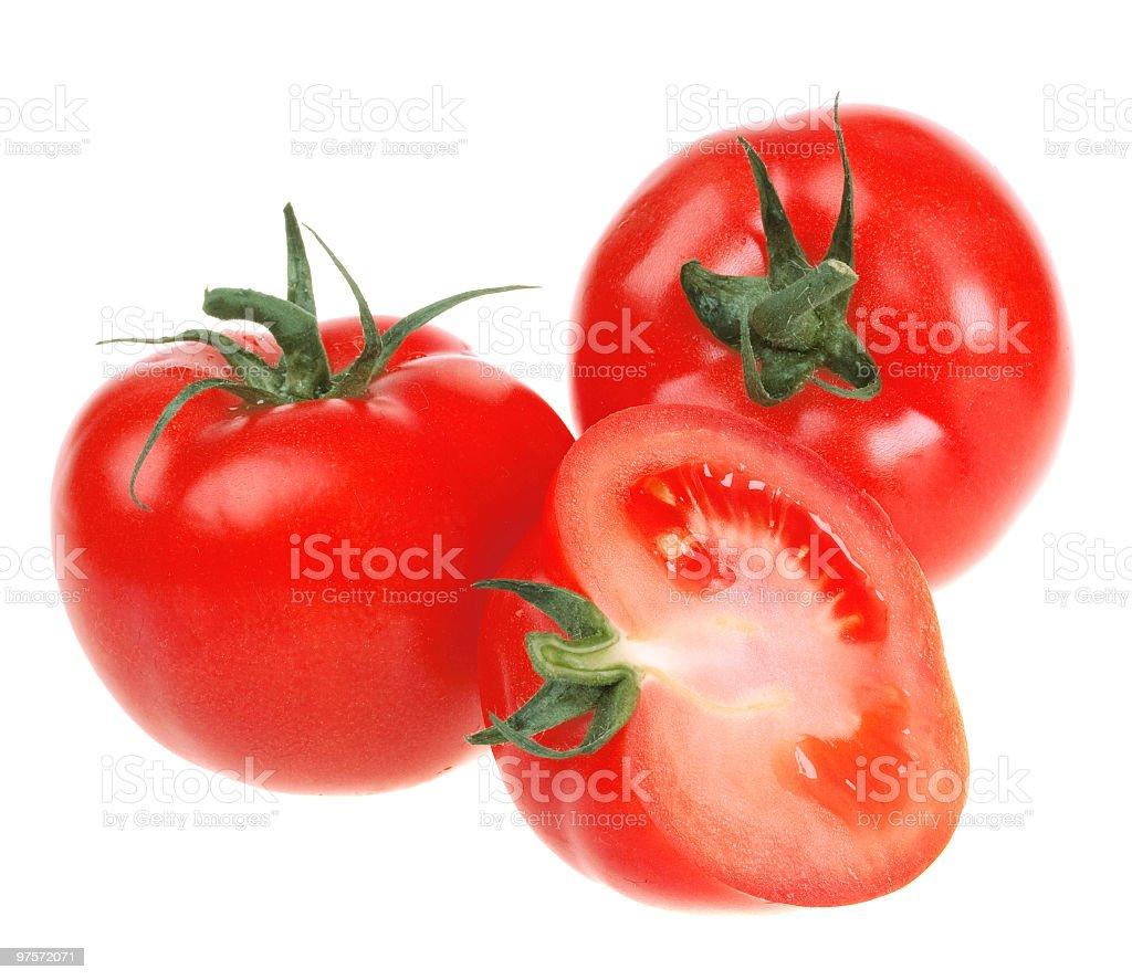 Tomates rouge photo libre de droits