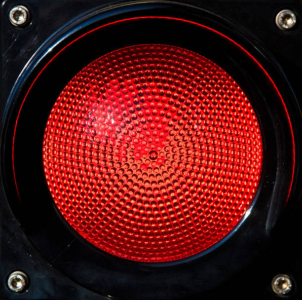 Rote Ampel – Foto