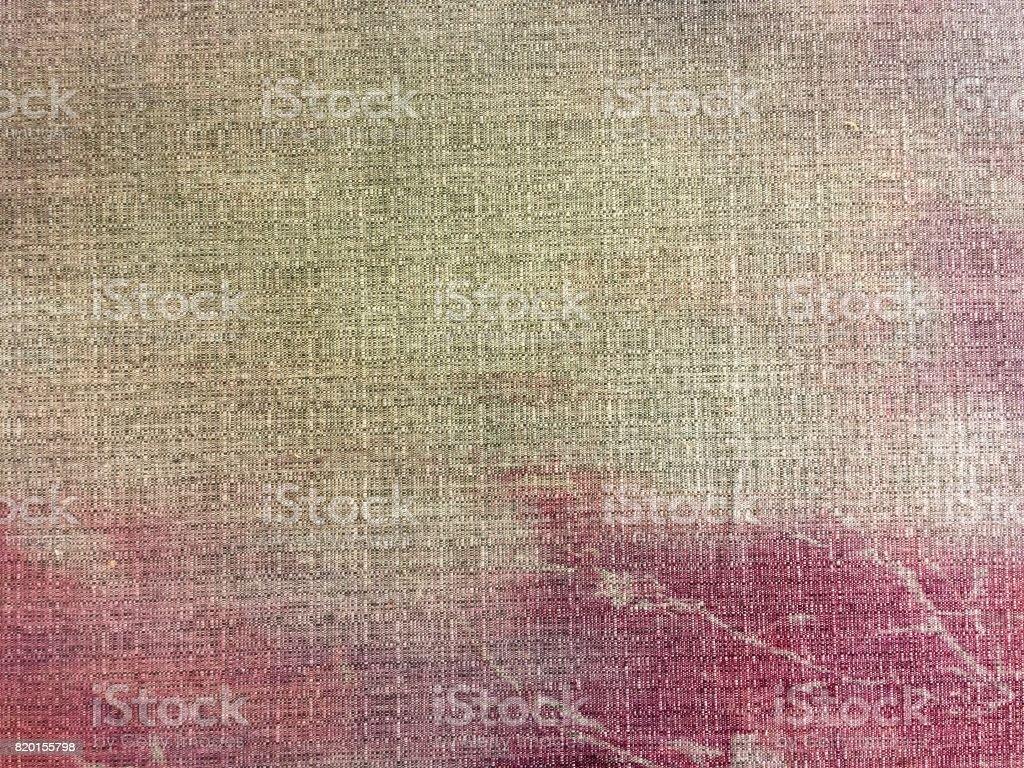 Red velvet background, beautifully patterned. stock photo