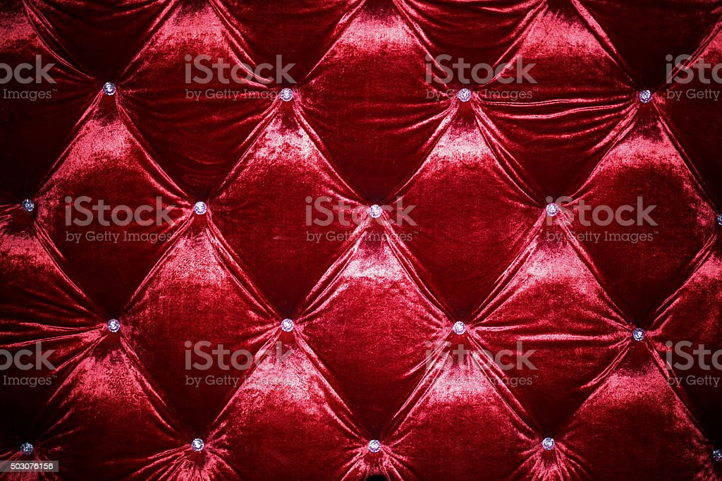 Red Velvet Background Stock Photo More Pictures Of Abstract Istock