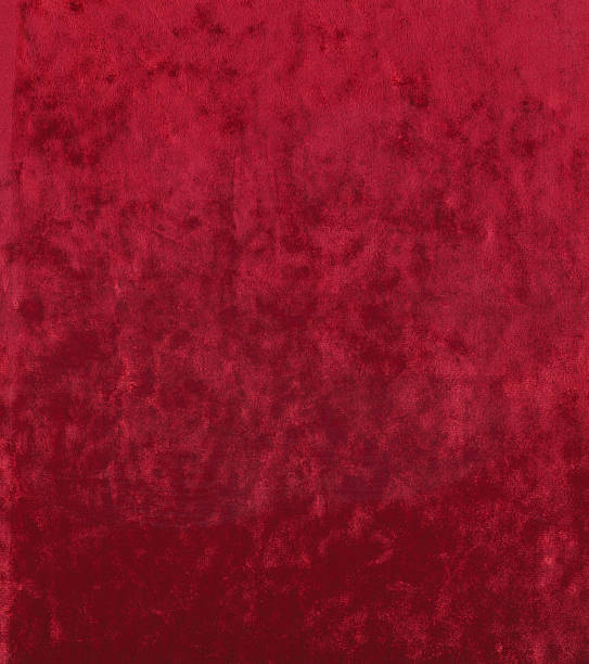 red velvet background - velvet stock pictures, royalty-free photos & images