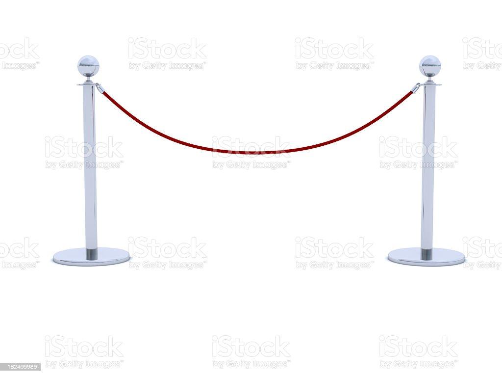 Seil Barriere – Foto