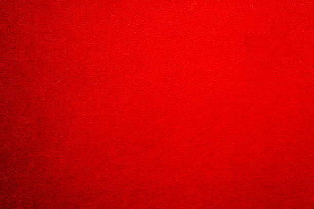 red velvet texture and background - felt textile stock pictures, royalty-free photos & images
