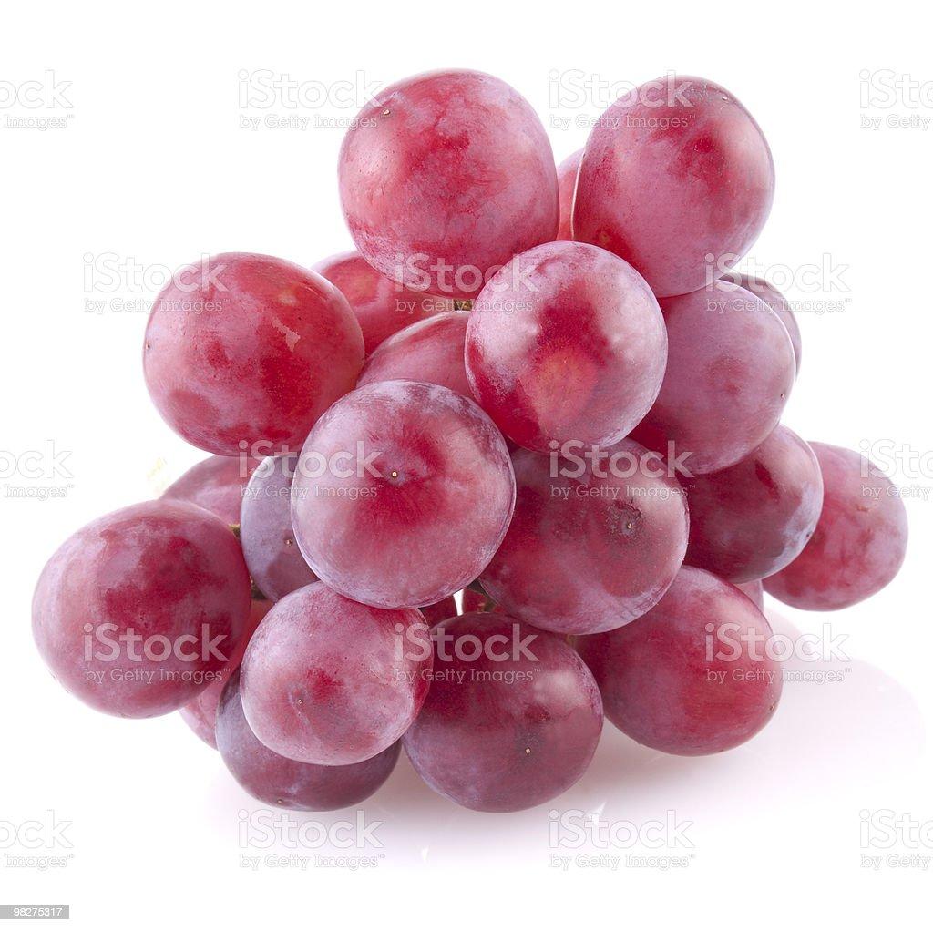 red vino on white royalty-free stock photo