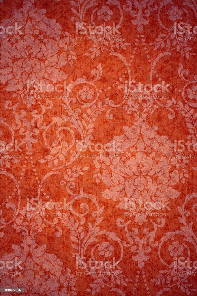 Red Vintage Background royalty-free stock photo