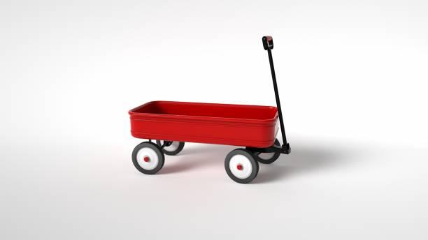 Roter Wagen – Foto