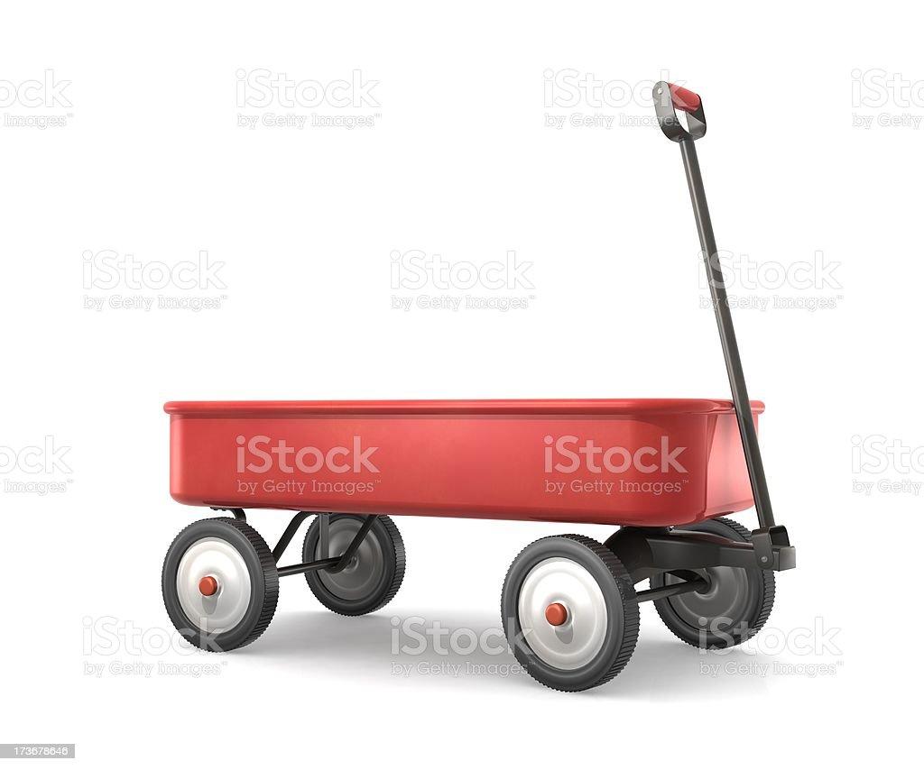 Red Wagon – Foto
