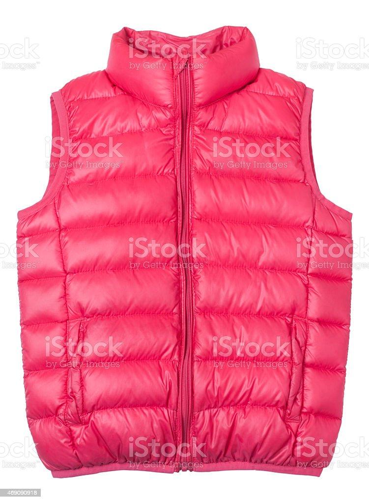 red waistcoat stock photo