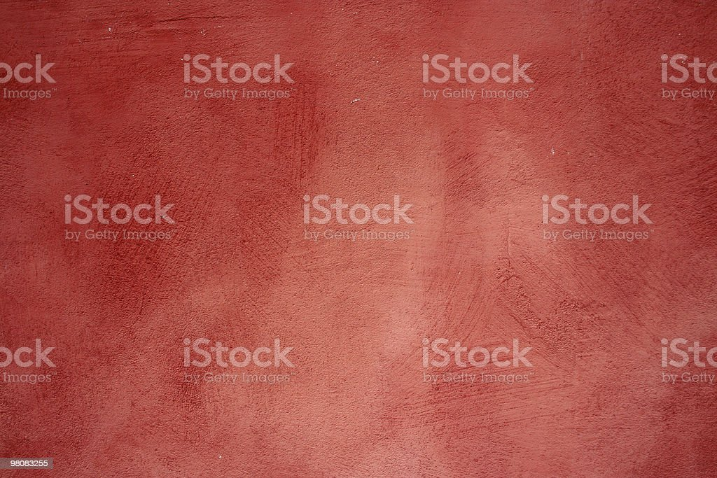 Red Wall Background Texture Pattern royalty-free stock photo